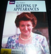 Keeping Up Appearances Complete Series 5  (Australia Region 4) BBC DVD - New