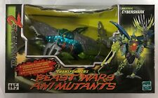 Transformers Beast Wars Transmetals 2 Cybershark Brand New Unopened Hasbro