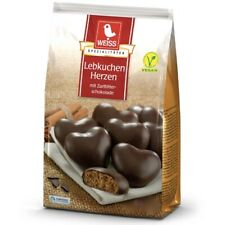 WEISS Dark Chocolate gingerbread cookies 150g FREE SHIPPING