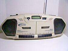 Califone International 2395Av-02 Cd/Radio/Cassette Boombox