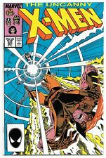 UNCANNY X-MEN #221 (9/87 Marvel) NM (9.4) 1st APP MR. SINISTER! WOLVERINE COVER!