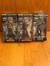 "Brand New Set Of 3 McFarlane Toys. Black OPS/ Modern Warfare  7"" Figures"