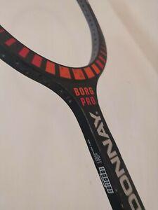 Donnay Original Rare Borg Pro 4 3/8 grip WOOD Tennis Racquet