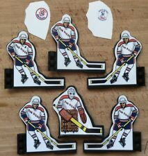Custom Coleco Table Hockey Players- WHA San Diego Mariners