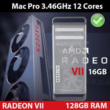2012 Mac Pro 3.46GHz 12-Core 128GB 2TB HDD Radeon VII 16GB HBM2