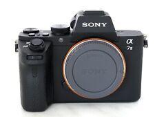 Sony alpha A7 II Digitalkamera 3.450 Auslösungen Gewährleistung 1 Jahr