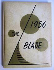 PRINCIPIA YEARBOOK HIGH SCHOOL 1956 ST LOUIS MO THE BLADE