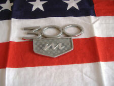 US EMBLEM Chrysler 300 Auto Car PKW Badge Modell Typ Type Deko USA Logo Deko USA