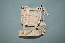 "BBi 1:6 Modern US Army Camo ""Raptor"" Vest Gear for 12"" Action Figures C-61"