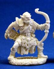 1 x ORC ARCHER - BONES REAPER figurine miniature jdr d&d guerrier arc bow