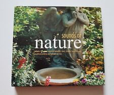 Sounds of Nature - Natural sounds mixed with music CD - Good Condition - tested