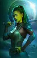 Guardians Of The Galaxy #1 Shannon Maer Exclusive Gamora Virgin Variant PreOrder