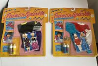 """Young 'n Lovely 11 1/2"""" 1988 """"Paint'n Sparkle"""" Doll Fashions- BRAND NEW!"""