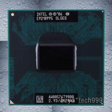 Intel Core 2 Duo T9800 CPU 2.93 GHz 1066 MHz Socket 478, Socket P, PGA478