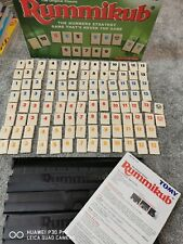 The Original Classic Rummikub Game. By Tomy 1995. 100% Complete.