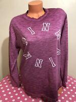 NWT Victoria's Secret PINK Graphic Campus T-shirt Size Medium