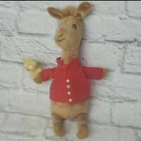 "Llama Llama Red Pajama Plush Doll Stuffed Animal 13"" Anna Dewdney book character"