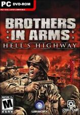 Brothers In Arms Hell's Highway PC Game Complete VGC Steelbook