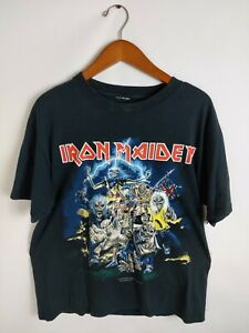 "1996 IRON MAIDEN ""EDDIE - BEST OF THE BEAST"" (L) T-Shirt"