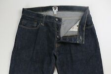 Tellason Ladbroke Grove Slim Tapered geschnittene Denim Blue Jeans 34 x 34 $220