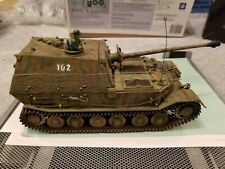 1:32 Scale Unimax Toys Forces of Valor WWII German Army Elefant Tank 2008 Rare