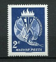 20444) Hungary 1965 MNH New Fir Resistence Fighters