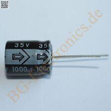 20x Elko Kondensator radial 1000µF 35V 105°C ; EKC00JE410F00E ; 1000uF
