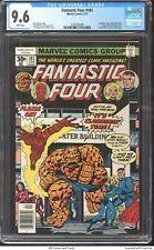 Fantastic Four #181 1977 CGC 9.6 - Annihilus, Tigra, Impossible Man, Thundra app