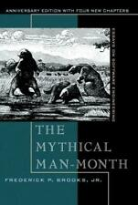 The Mythical Man Month | Essays on Software Engineering | Frederick P. Brooks