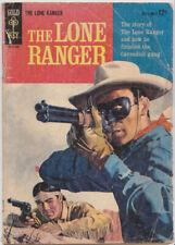 The Lone Ranger #1 Gold Key Comic Book Sep. 1964 Vol. 2 John Reid
