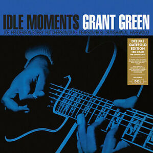 Grant Green - Idle Moments - 180gram Vinyl LP *NEW & SEALED*