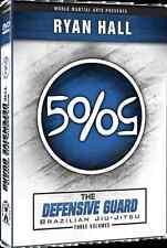 Ryan Hall Jiu-Jitsu -The Defensive Guard -BRAND NEW DVD!