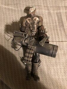 McFarlane Toys Spawn With Blaster  Action Figure .2003