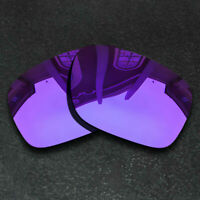 Purple Replacement Lenses For-Oakley Holbrook OO9102 Sunglasses Frame Polarized