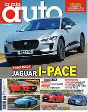 La Mia Auto 2018 7.Jaguar I-Pace Ferrari SP38, Porsche 718 Boxster GTS