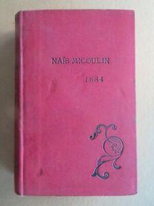 Zola - NAIS MICOULIN - Prima edizione francese - libro messo all'indice