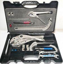 JRG Sanipex MT Montagekoffer 16-26 MT Presswerkzeug Rechnung