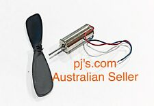 DC 3.7V 48000RPM Coreless Motor Propeller RC Aircraft Helicopter