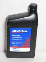 ACDelco 10-4017 Auto-Trak II 88900402 Transfer Case Fluid - 33.8 oz