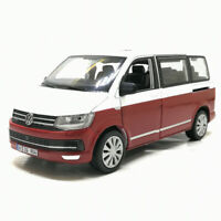 1:32 VW T6 Multivan MPV Model Car Alloy Diecast Toy Vehicle Collection Kids Gift