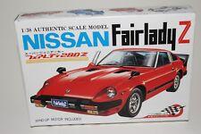 Kawai Japan 1:38 Datsun NISSAN FAIRLADY Z DATSUN 280 Model Car Kit