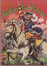 Fanfan la Tulipe. Collection Fanfan, Ed. Vedette Monte-Carlo 1954