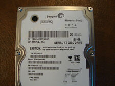 "Seagate ST9120821AS 9W3184-023 Site:WU FW:3.05 120gb 2.5"" Sata Hard Drive"