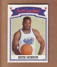 RARE 1988 Foot Locker Keith Jackson ROOKIE CARD  Oklahoma Sooners Packers Eagles