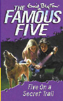 Five on a Secret Trail (Famous Five), Enid Blyton
