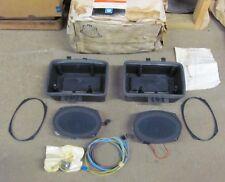NOS Buick W Body Regal 6X9 Rear Speaker Kit 999802 88 89 90 91 92
