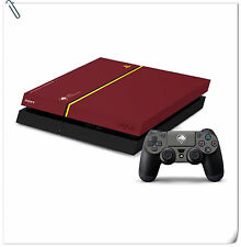 PS4 Metal Gear Solid Phantom Pain MGS Sticker for Sony SYSTEM CONSOLE DUALSHOCK