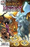 War of the Realms Journey Into  Mystery #3 Marvel comic 2019 1st Print Unread NM