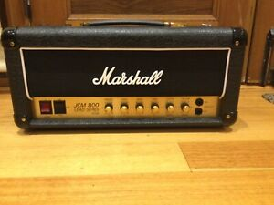 Marshall JCM800 Studio Classic SC20H valve amp head