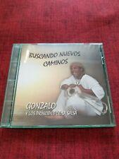 Gonzalo y Los Principes de La Salsa [Buscando Nuevos Caminos] CD